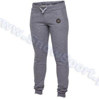 Spodnie dresowe damskie Majesty Highland sweatpants grey 2017  tylko w Narty Sklep Online