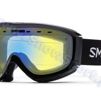Gogle Smith Prophecy OTG Black Yellow Sensor Mirror 2016  tylko w Narty Sklep Online