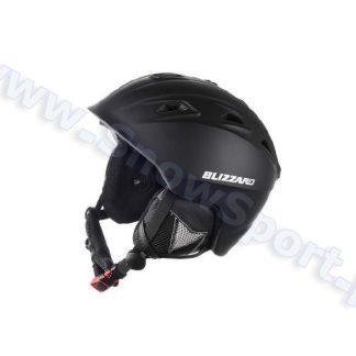 Kask Blizzard Demon Ski Helmet Black Matt 2016  tylko w Narty Sklep Online
