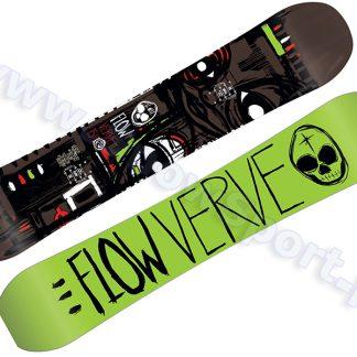 Deska FLOW Verve 2014  tylko w Narty Sklep Online