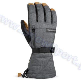 Rękawice DAKINE Leather Titan Glove Carbon 2017  tylko w Narty Sklep Online