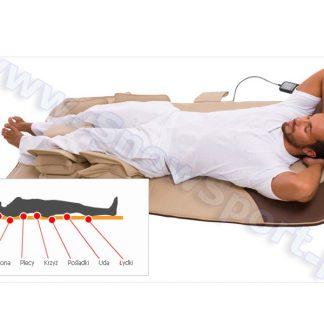 Materac do masażu sportowego ST-LIFE 608  tylko w Narty Sklep Online