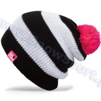 Czapka DAKINE Colleen White Stripe 2015  tylko w Narty Sklep Online