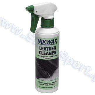 Impregnat do czyszczenia skóry Nikwax  Leather Cleaner  2012  tylko w Narty Sklep Online