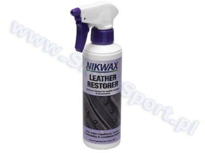 Środek do regeneracji skóry Nikwax  Leather Cleaner  2012  tylko w Narty Sklep Online