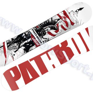 Deska Pathron LEGEND Rocker 2015  tylko w Narty Sklep Online