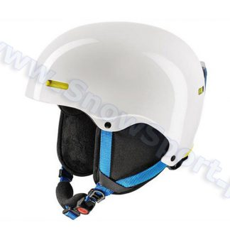 Kask Uvex HLMT 5 Pure White Yellow 2015  tylko w Narty Sklep Online