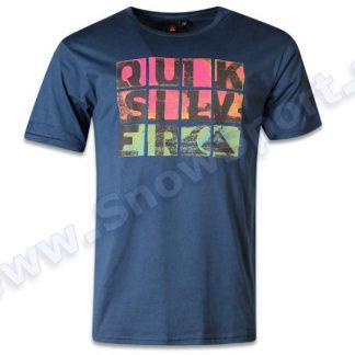 Koszulka Quiksilver Baseline SS Tee Divided BRQ0  tylko w Narty Sklep Online