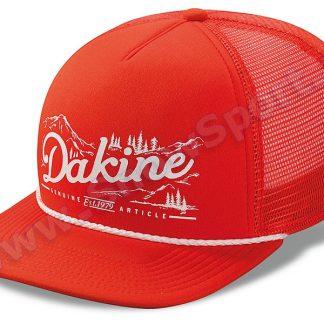 Czapka z daszkiem Dakine Mountain Trucker Orange 2015  tylko w Narty Sklep Online