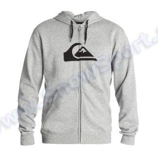 Bluza z kapturem Quiksilver Hood Zip Logo E1 SZNH  tylko w Narty Sklep Online