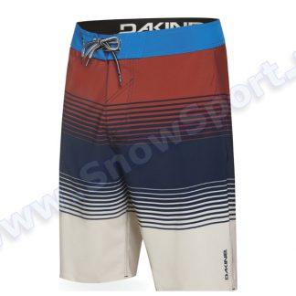 Boardshorty Dakine Stacked Red Ochre 2016  tylko w Narty Sklep Online