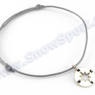 Srebrna bransoletka SilverSurf Wind Rose S Silver  tylko w Narty Sklep Online