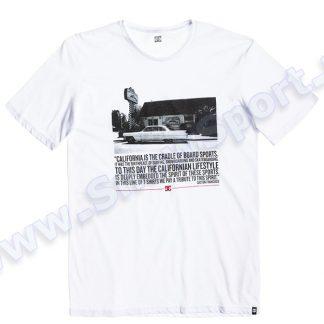Koszulka DC Cruzer SS M TEES WBB0  tylko w Narty Sklep Online