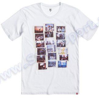 Koszulka DC MEMENTO by WES KREMER White  tylko w Narty Sklep Online