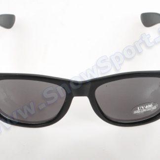 Okulary Majesty L+ Shades Matt Black / Smoke Lens  tylko w Narty Sklep Online