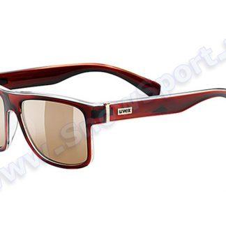 Okulary Uvex Lgl 21 Brown 6116 2015  tylko w Narty Sklep Online