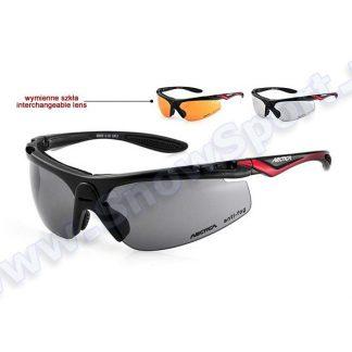 Okulary Arctica S-30 + dwie pary soczewek  tylko w Narty Sklep Online