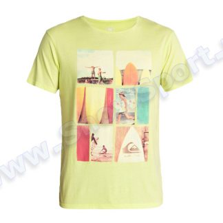Koszulka Quiksilver Nomad Organic Tee L13 GCK0  tylko w Narty Sklep Online